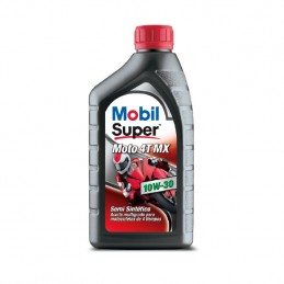 M-SUP MOTO 4T MX 10W30 12/4 QT